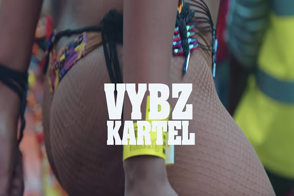 watch vybz kartel bycicle ride ft bunji garlin soca remix music video