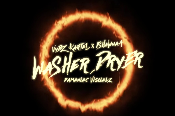 watch vybz kartel ft ishawna waher & dryer official music video