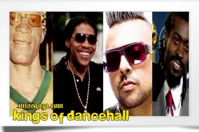 WHO IS THE KING OF DANCEHALL MUSIC?