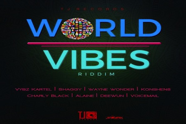 Listen To World Riddim Mix Vybz Kartel, Shaggy, Wayne Wonder